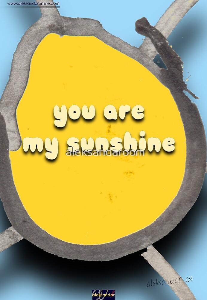 sunshine by aleksandaroom
