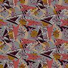 Atomic Pink Arrows by CheriesArt