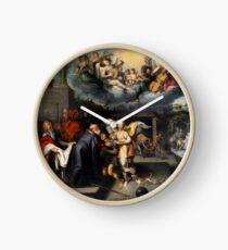 Simon de Vos Return of the Prodigal Son Clock