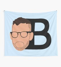 Bleachers Wall Tapestry