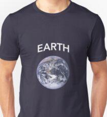 Camiseta unisex Tierra