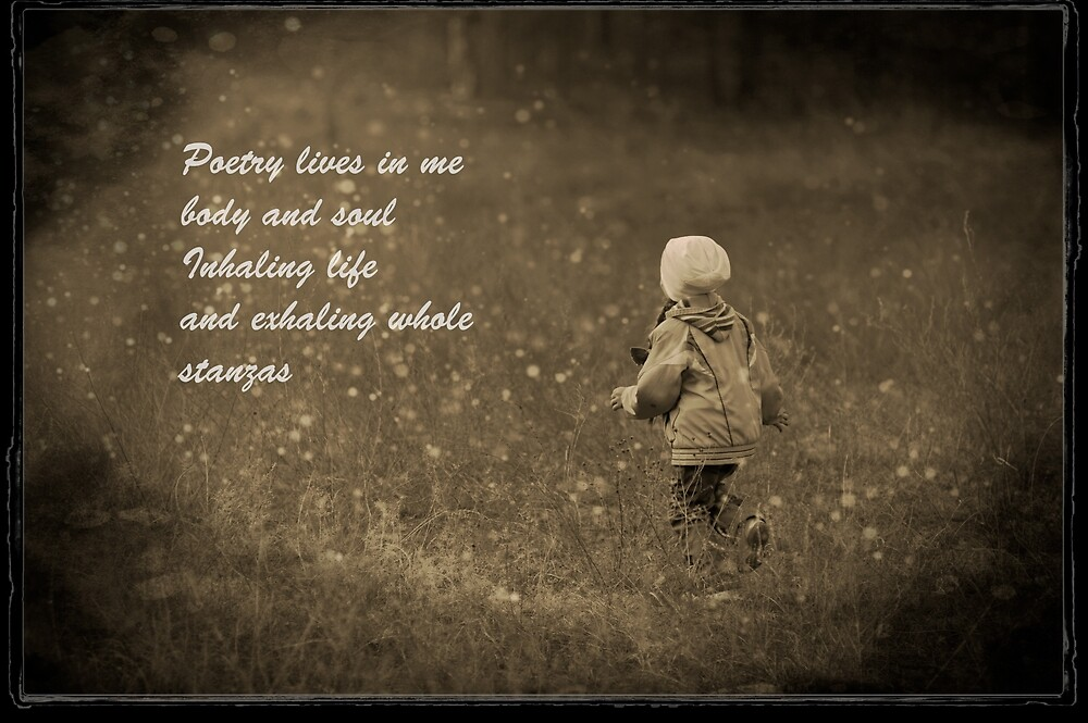 Poetry Lives in Me by Chiwow-Media