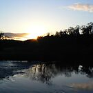 The Boyne River by Finbarr Reilly