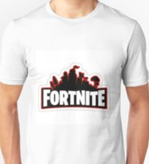 Plain Fortnite Logo! Different Colours! Unisex T-Shirt