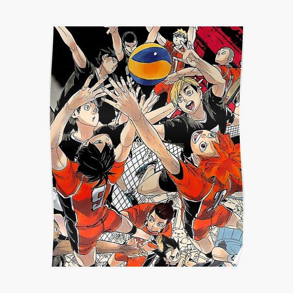 Haikyuu Karasuno Poster