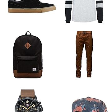 Tomboy Outfit Style by tziggles