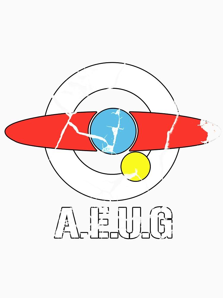 Distressed AEUG by KoAndFern