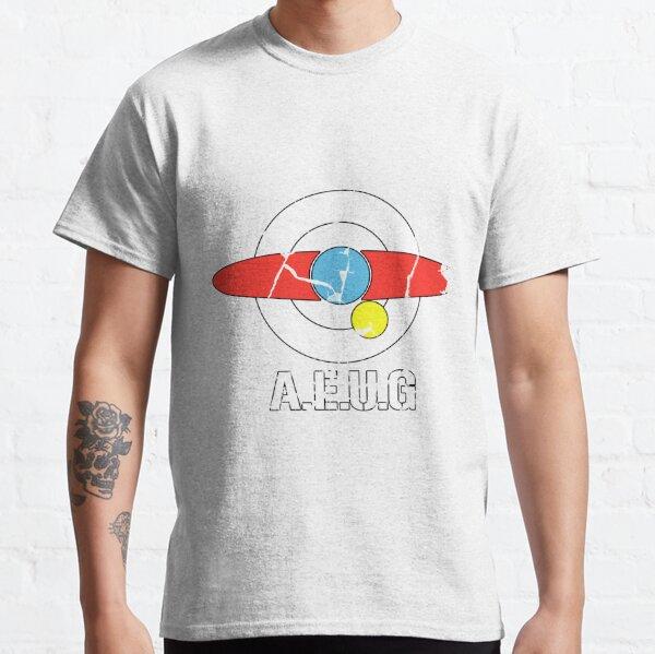 Distressed AEUG Classic T-Shirt
