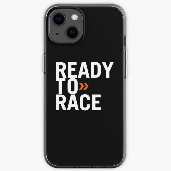 Ready to race Coque souple iPhone