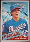 033 - Jeff Kunkel by Foob's Baseball Cards