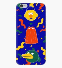 DON'T HUG ME I'M SCARED iPhone Case