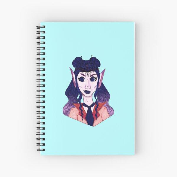 fay Spiral Notebook