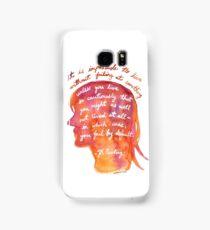 JK Rowling Samsung Galaxy Case/Skin