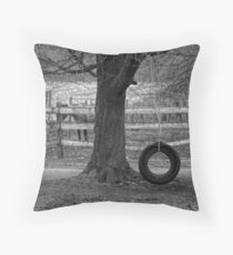 Where The Children Play Throw Pillow