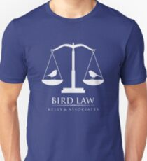Camiseta ajustada Bird Law Kelly Associates