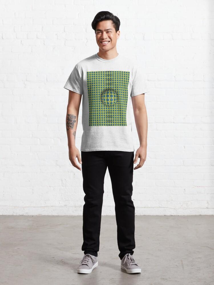 Alternate view of illusion, delusion, fantasy, hallucination, phantasm, phantom, ghost, specter Classic T-Shirt