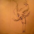 A Toast Sketch by KillerNapkins