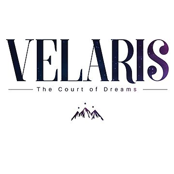 Velaris A Court of Dreams  ACOMAF  by LimerenceCreate