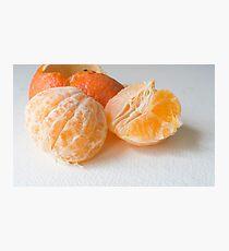 Clementine Photographic Print