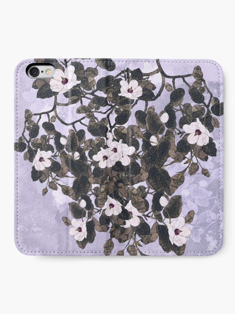 Alternate view of Magnolia Spring  iPhone Wallet