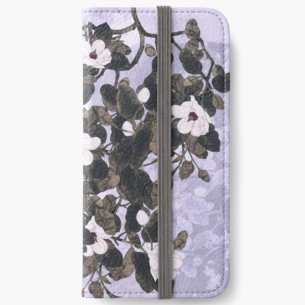 Magnolia Spring  iPhone Wallet