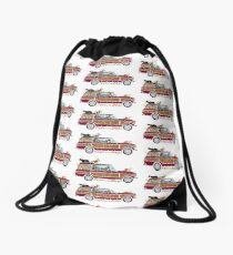 Year of the Dog - Waggies in a Waggy Drawstring Bag