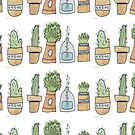 cactus by CecileOhwl