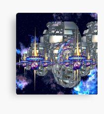 Expansion Complex Canvas Print