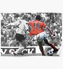 Cruyff Turn Poster