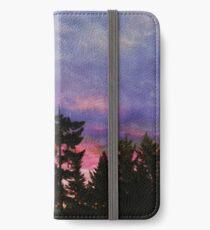 Port Townsend Sunset iPhone Wallet/Case/Skin