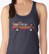 Wags in a Waggy Women's Tank Top