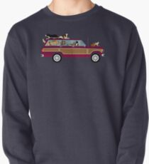 Wags in a Waggy Pullover