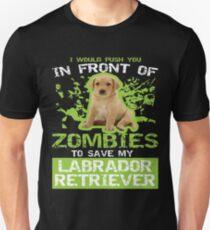 Funny Zombie Cat Apparel Unisex T-Shirt