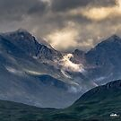 The Cuillins by joak
