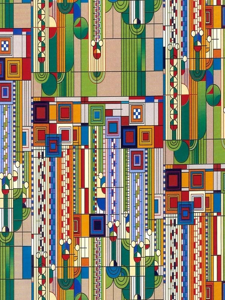 Saguaro von Frank Lloyd Wright von randallpeik