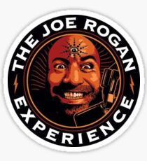 Joe Rogan Expirence  Sticker