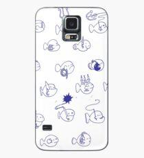 Fish army Case/Skin for Samsung Galaxy