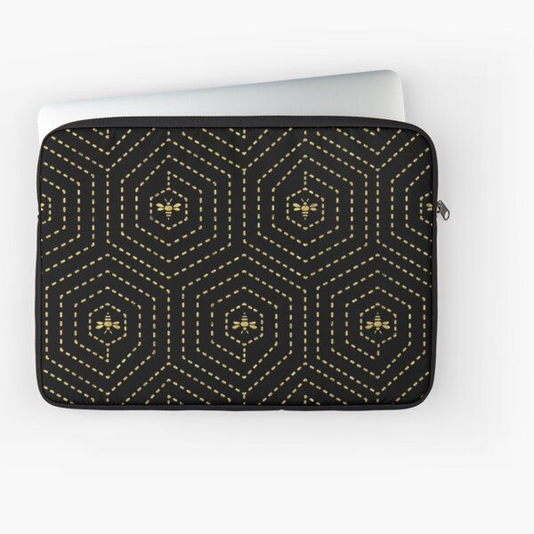 Honeycomb Home Laptop Sleeve