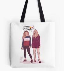 Miriam & Mireya - OT2017 Tote Bag