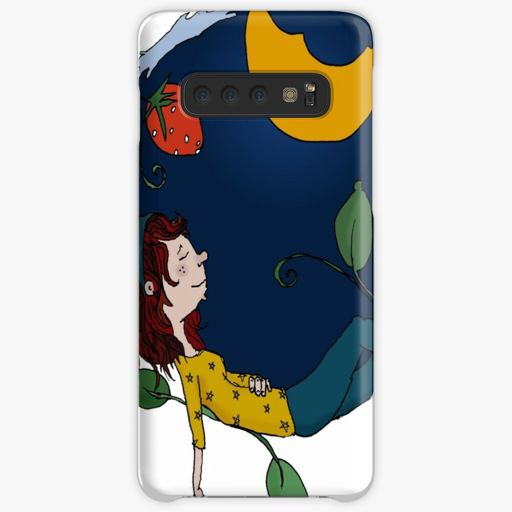 Lux under the moon Cases & Skins for Samsung Galaxy