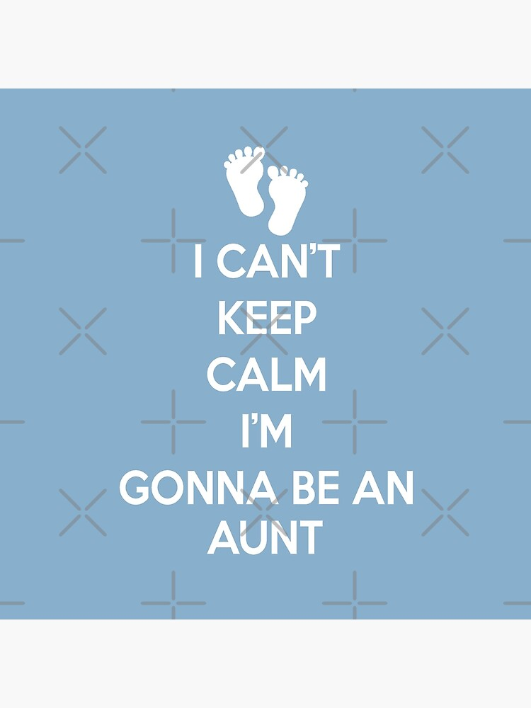 I/'m Going To Be A Mummy Tote Bag Gift Shopping Bag Baby I Can/'t Keep Calm