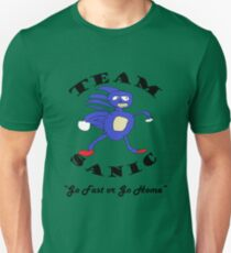 Team Sanic Unisex T-Shirt