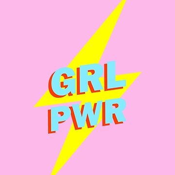 GIRL POWER WITH FLASH by SUBGIRL