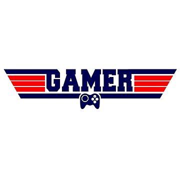 Top Gamer by Alpha-Attire