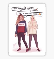 Miriam & Nerea - OT2017 Sticker