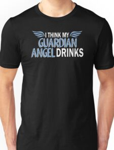 Angel Drinks Mens Womens T-Shirt / Hoodie Unisex T-Shirt