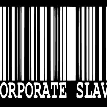 Corporate Slave by ChatNoir01