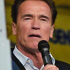 That one bad moment: Arnold Alois Schwarzenegger by Lenny La Rue, IPA