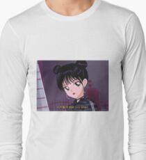 Red Velvet Irene - Bad Boy 90's anime Long Sleeve T-Shirt