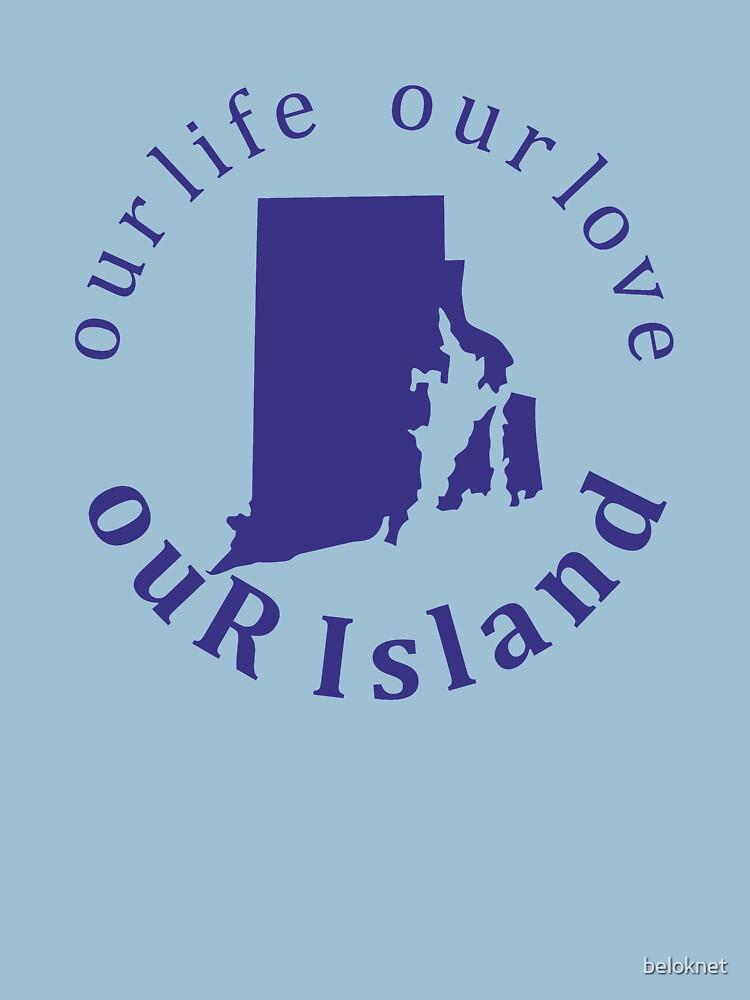 Rhode Island by beloknet